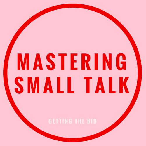 mastering small talk blog post