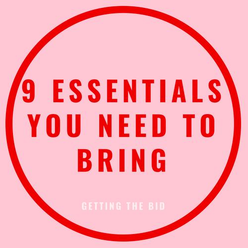 9 essentials blog post