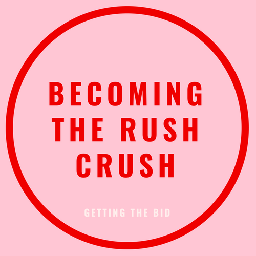 becoming the rush crush blog post
