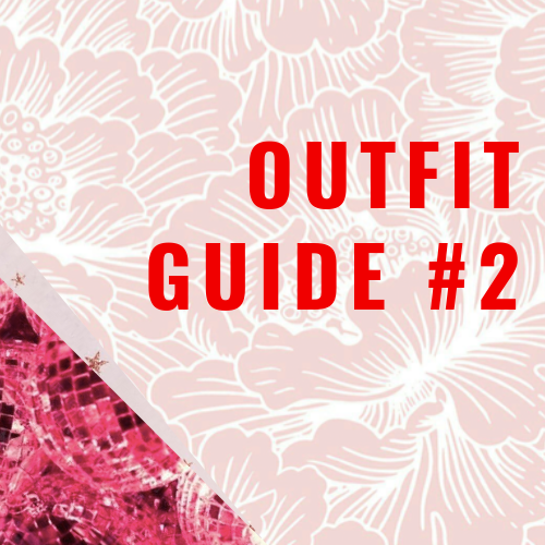 Outfit guide #2 blog post