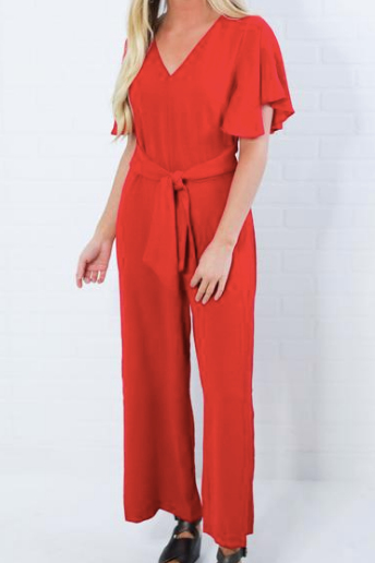 jumpsuit for sorority recruitment