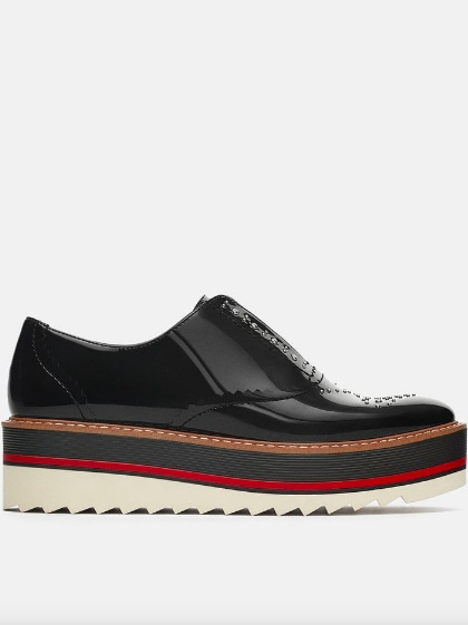 Shoes for sorority recruitment