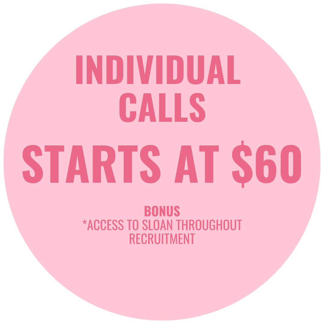 individual calls