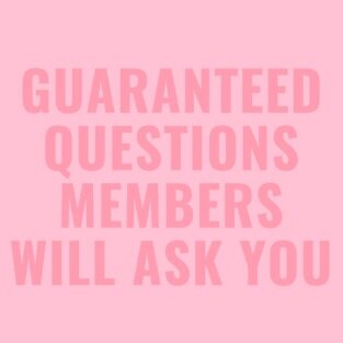 guaranteed questions