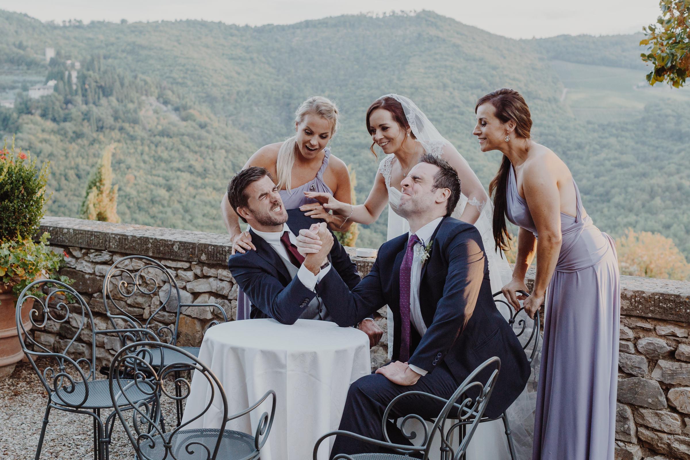 funny portrait wedding castello vicchiomaggio.jpg