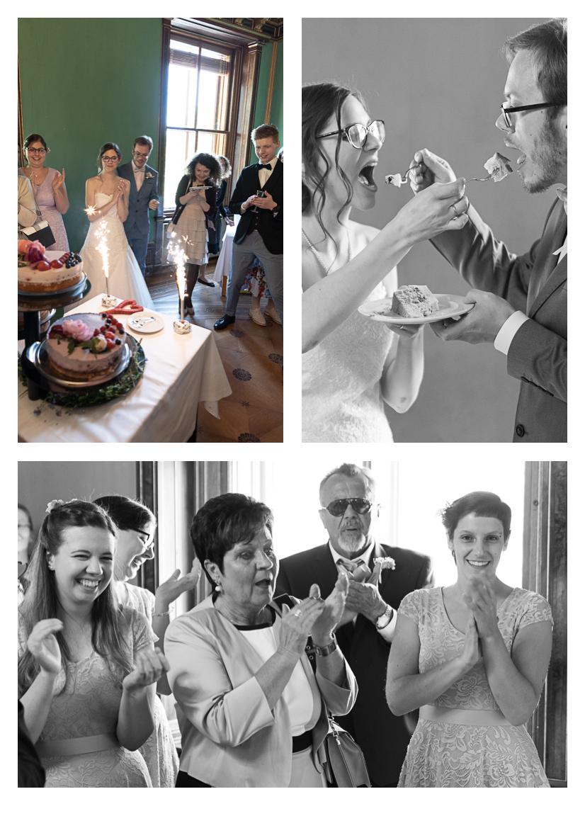 Schloss Hernstein Wedding cake