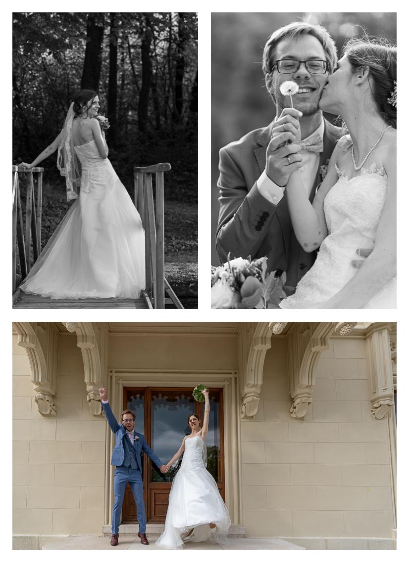 Schloss Hernstein Wedding couple's portraits