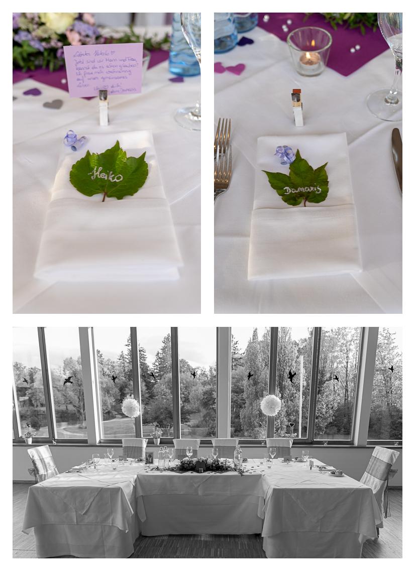 Schloss Hernstein Wedding reception
