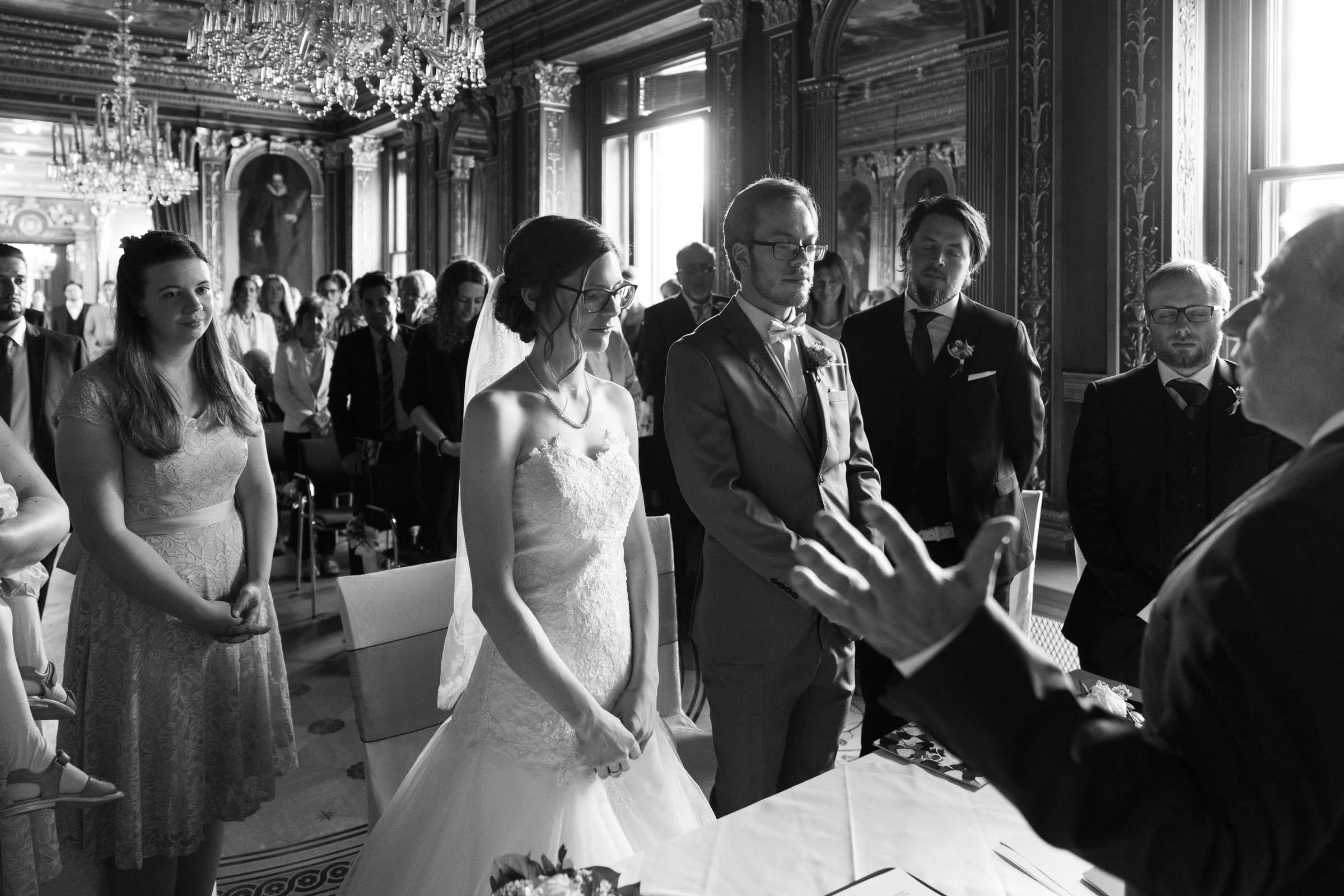 Schloss Hernstein Wedding ceremony