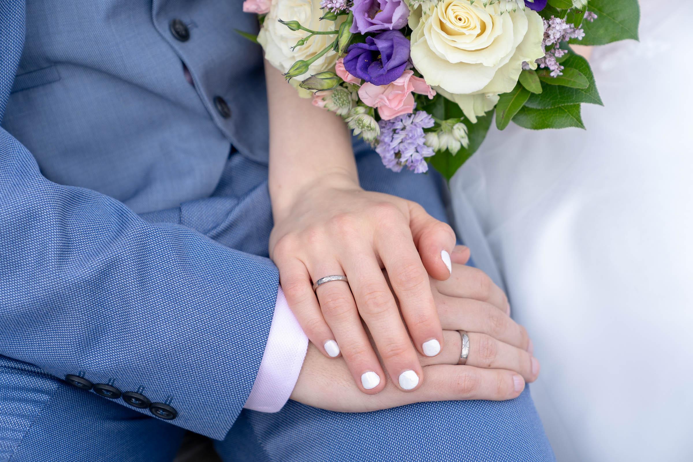 Schloss Hernstein Wedding rings