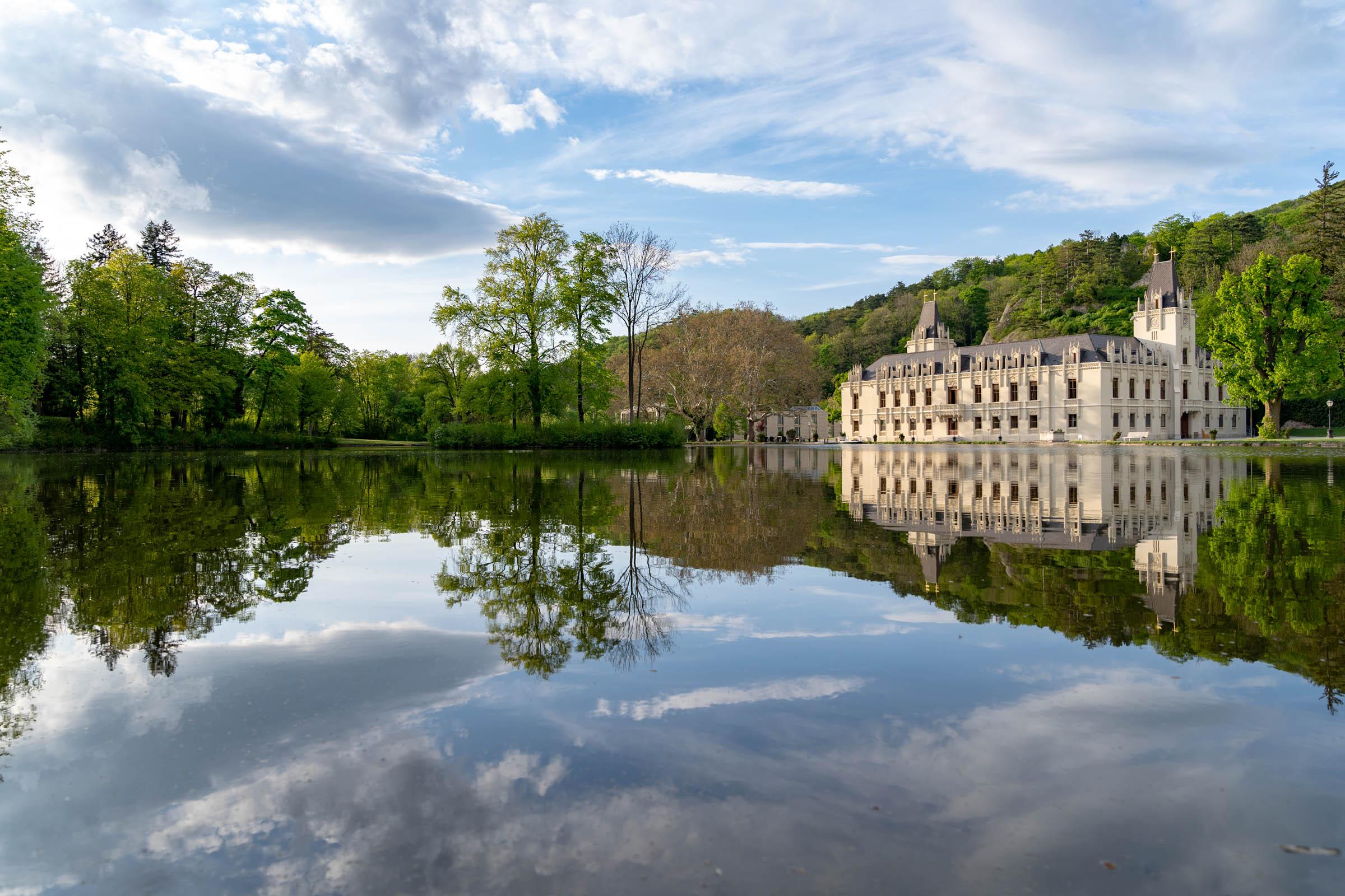 Schloss Hernstein Wedding