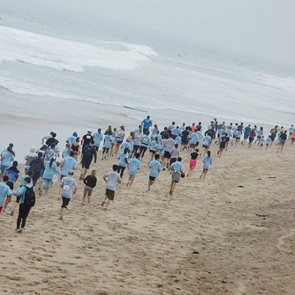 Join us for our 6th Annual 5K Timed family beach run/walk to benefit the Roundhouse Aquarium!All proceeds go to further our mission of ocean and environmental education.The $35 registration fee includes Electronic Timing, Commemorative T-shirt, and Refreshments. There will be an early bird discount this year, so register ASAP.The 1st-3rd place finisher in each division will receive a medal and amazing prizes. There will also be a raffle after the race for more fun and prizes.This family fun event will also have a DJ and touch tank. -