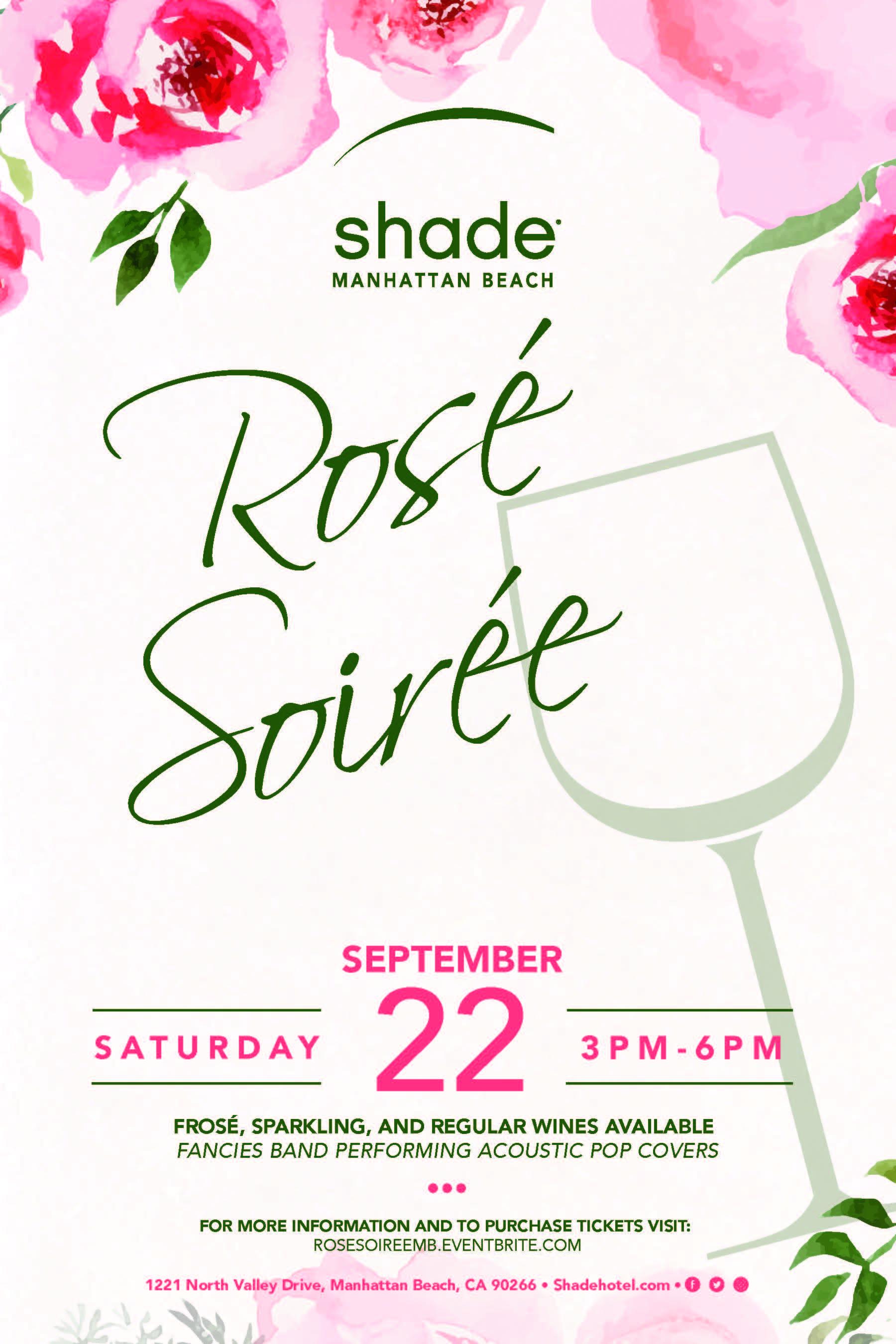 Rose Soiree