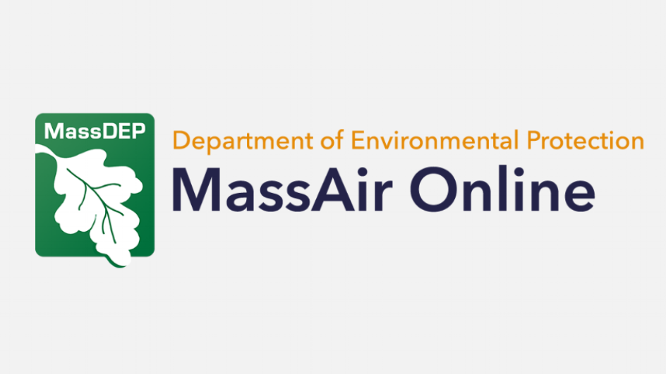 MassAir Online: MassDEP Ambient Air Quality Monitoring Network. See air quality for all MassDEP air monitoring sites along with air quality trends and data.