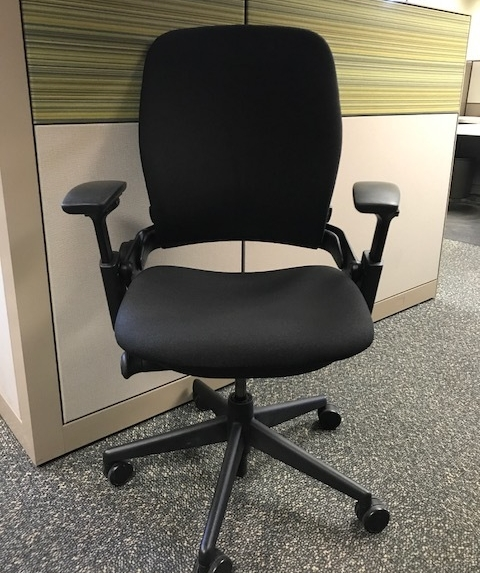 Steelcase Leap V2 Task Chair - Purchase New from Steelcase:$ 942Purchase used from OEB:$ 150