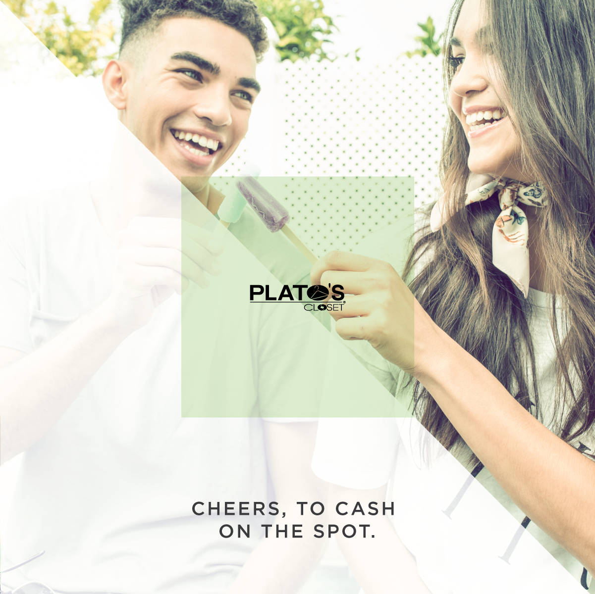 Do you have name brand clothes taking up space in your closet? Sell them to your local Plato's Closet! We'll pay cash for your gently used items. Fund your fun, today!
