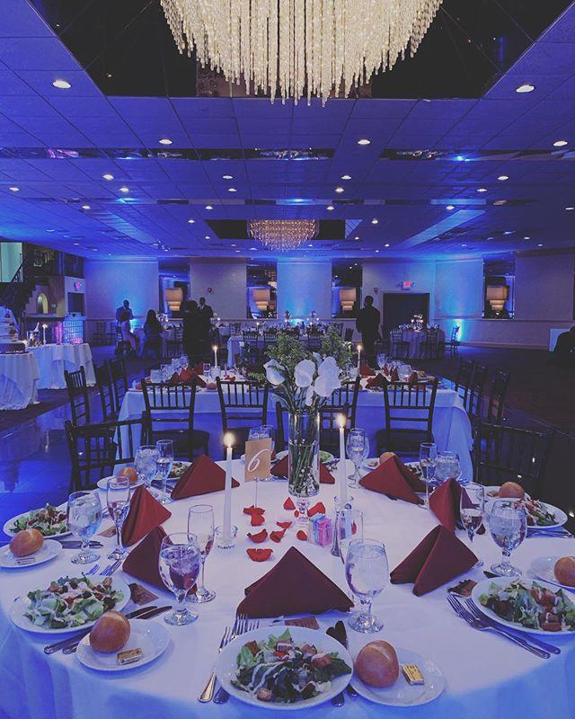 Last nights gorgeous wedding.. congrats Lisa and Johannes 🥂 . . . #theelan #theelannj #njwedding #weddingnj #njweddings #njvenue #njvenues #njcatering #mothersdaywedding #maywedding2019