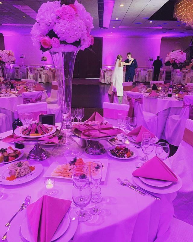 Wedding ready ✔️✔️ . . . #theelan #theelannj #njwedding #njcatering #njvenue #njvenues #njballroom #theelan #njcatering #njrussianevents #easterneuropeanfood #easterneuropeanevents #easterneuropean #searedtuna #searedtunasalad #patrovsky #russianfood #russianrestaurant #russianrestaurantnj #russianbanquet