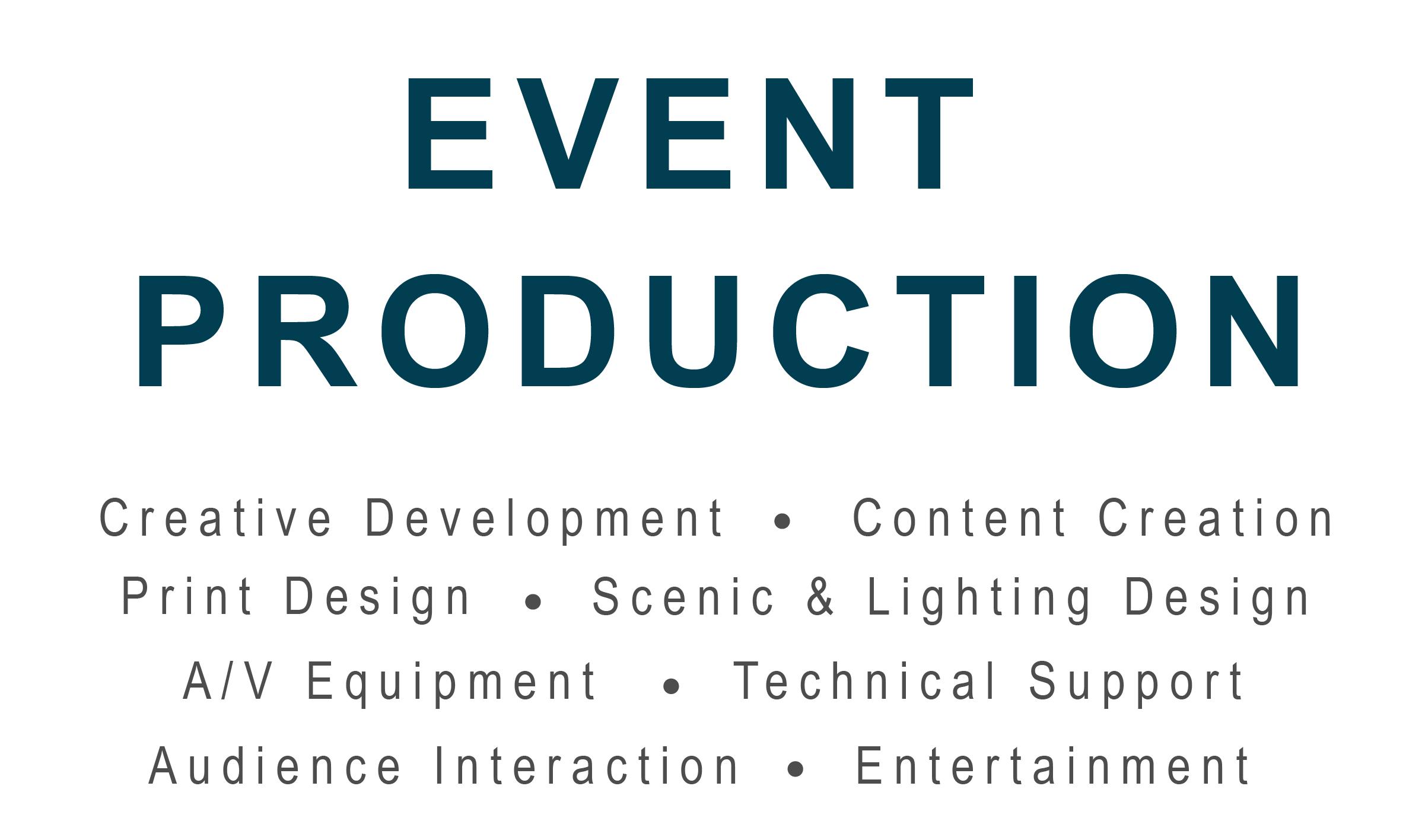 Q Creative Event Production