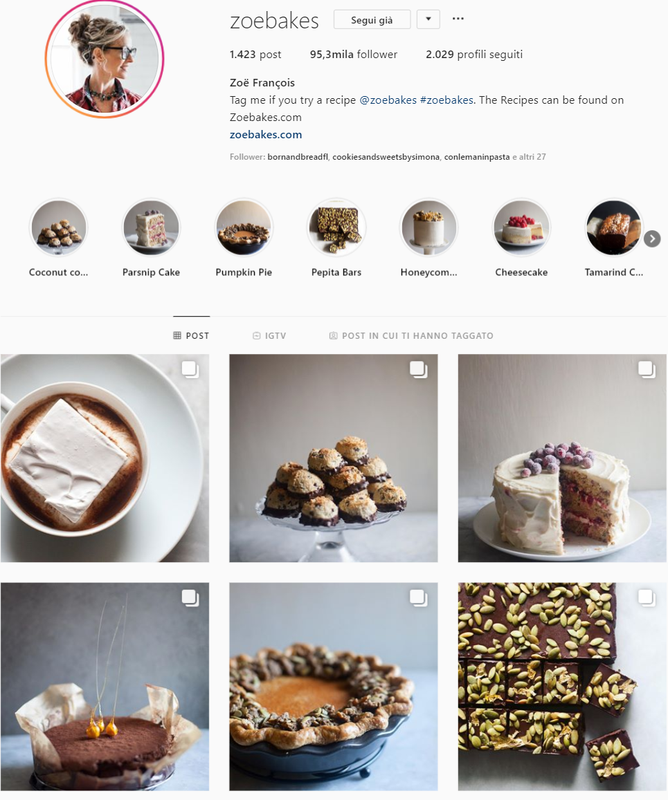 - For those who believe in baking therapy, who need to see it step by step to believe in magic. Check Zoe's IG stories, one hand on the sugars and the other holding the camera, An amazing blogger, publisher and cookie enthusiast!
