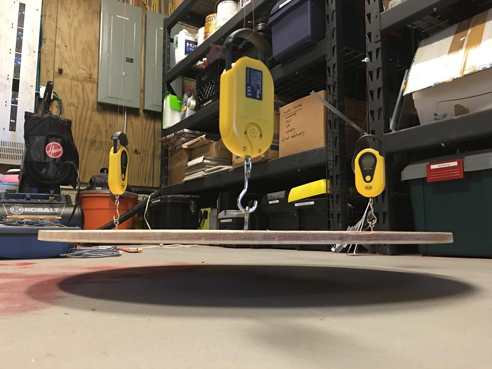 Nice and level: The pendulum platform
