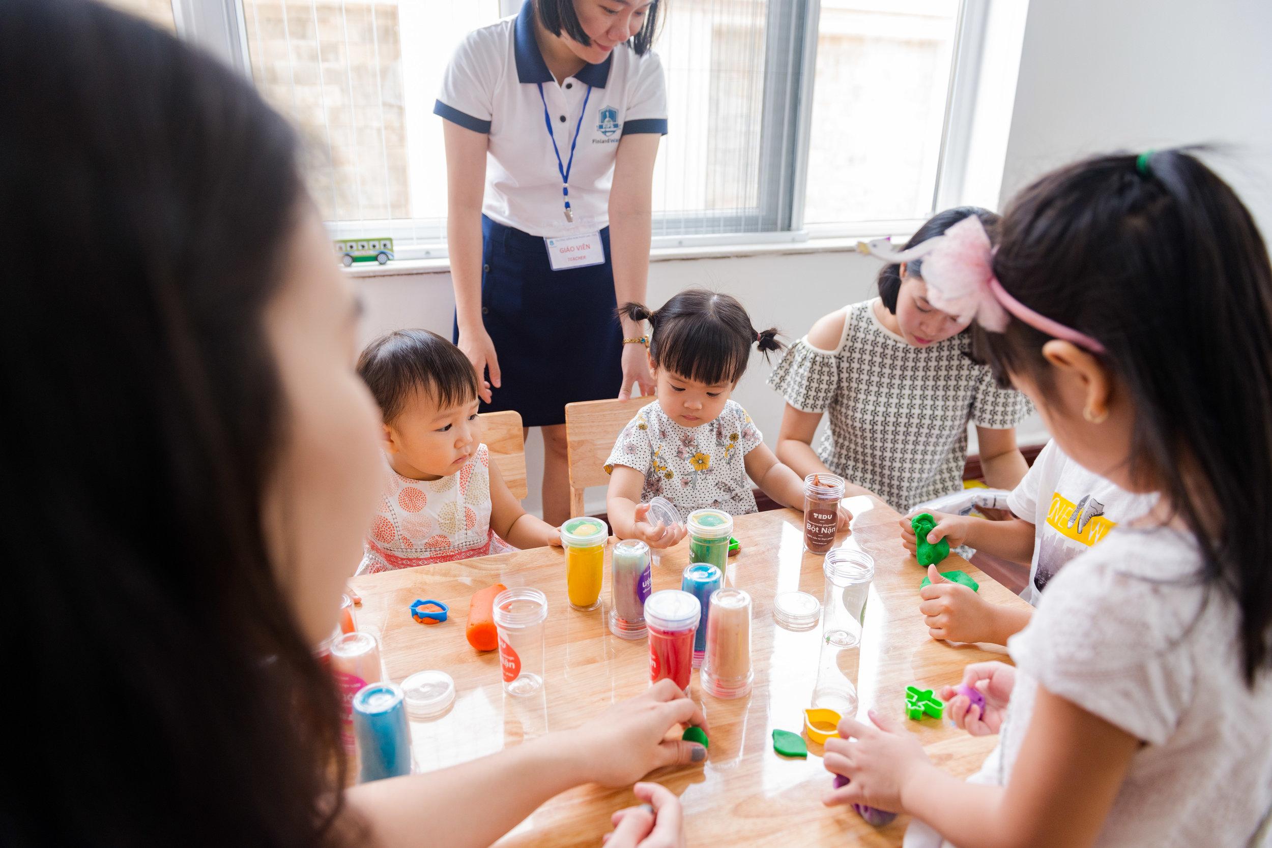 The Finland Preschool-FIPS FinlandWay®