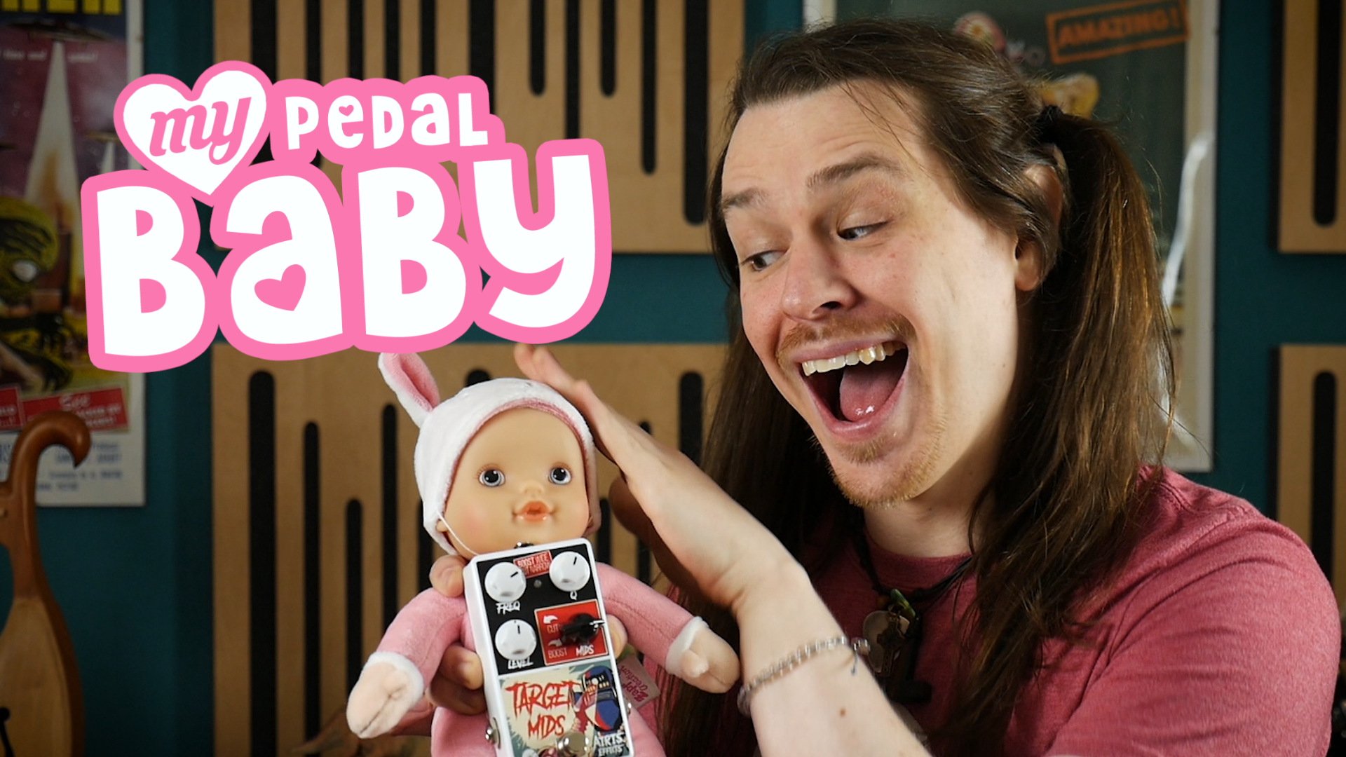 Not to be confused with the sweet and demonic 'My Pedal Baby'