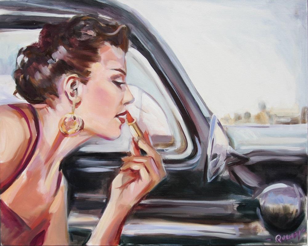 vintage lipstick. love of self.JPG