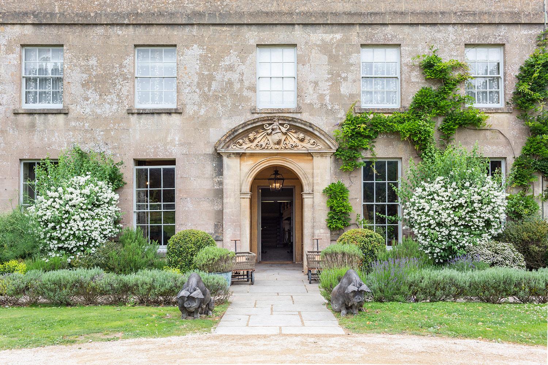 The front door. It's worth being polite to the door staff