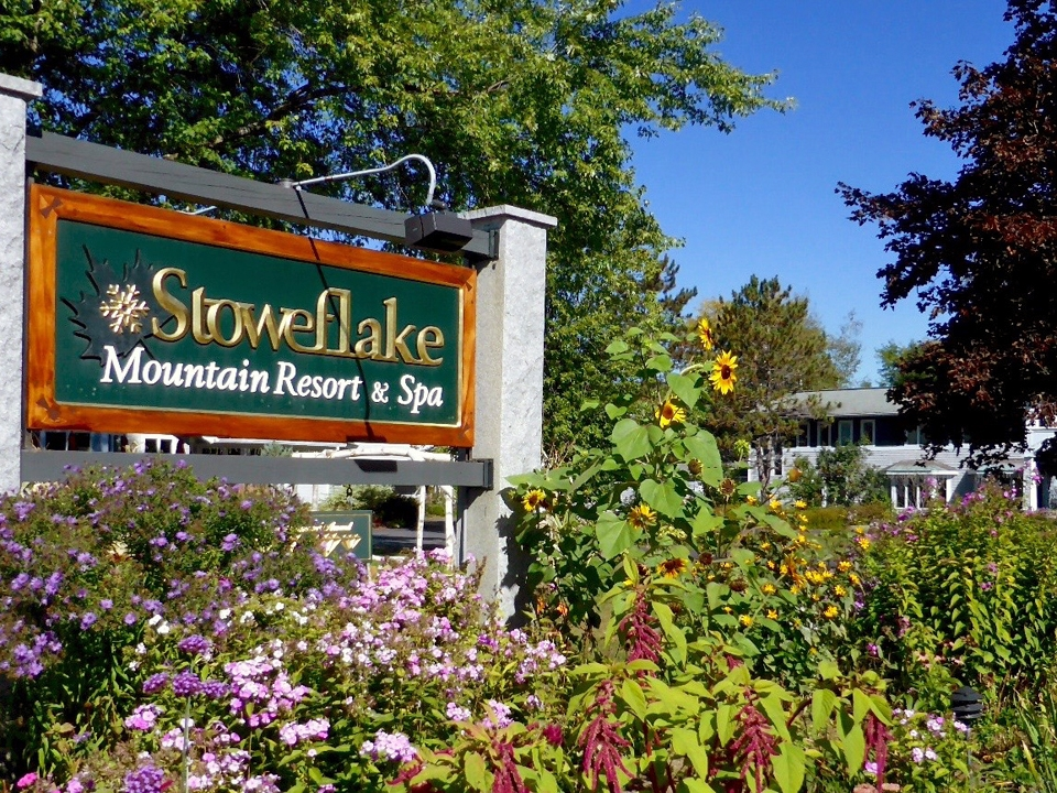 Event Location - Stoweflake Resort and Conference Center in scenic Stowe, VT.