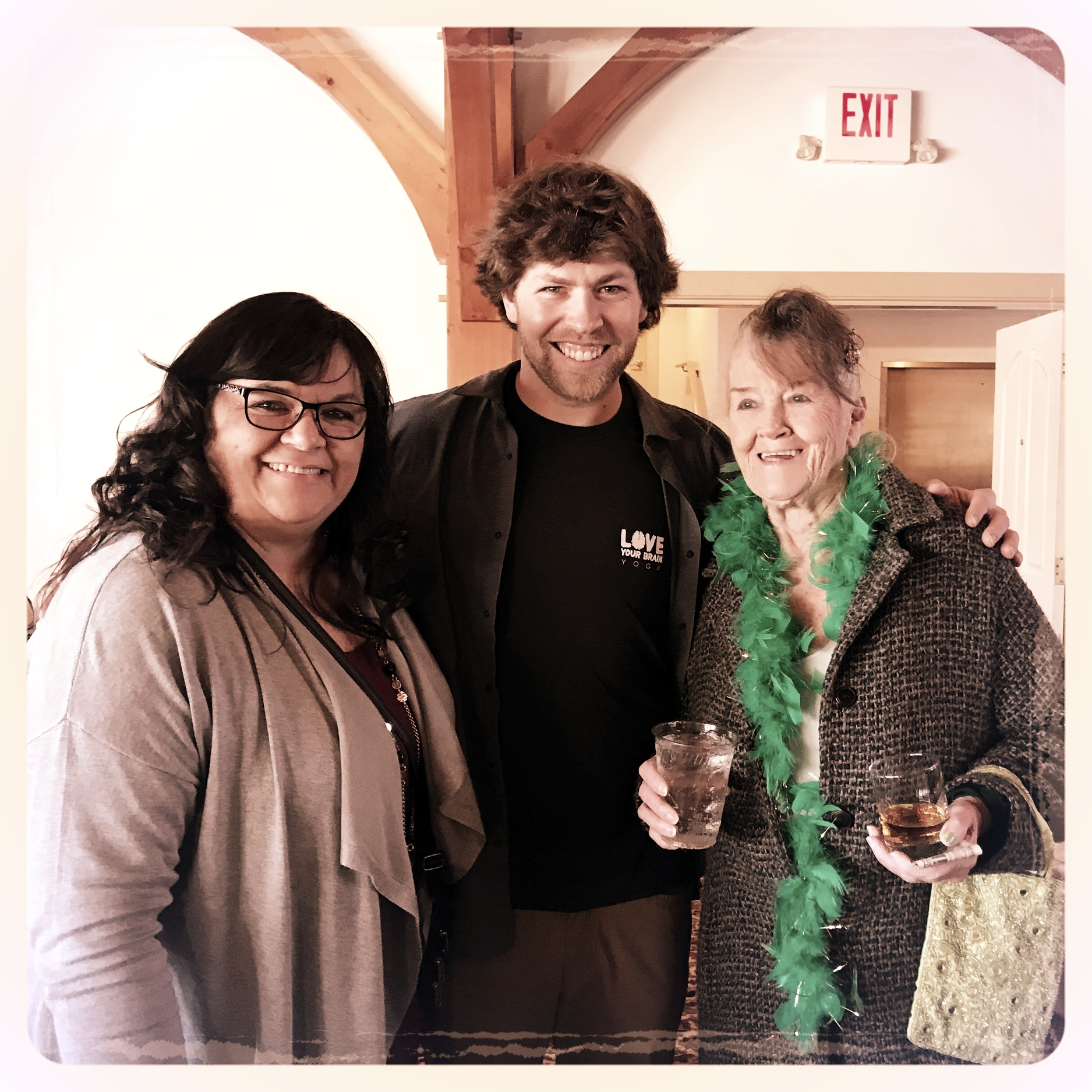 We were honored to have  Kevin Pearce  as our keynote speaker for our inaugural Brain Injury Gala in March at the  Trapp Family Lodge