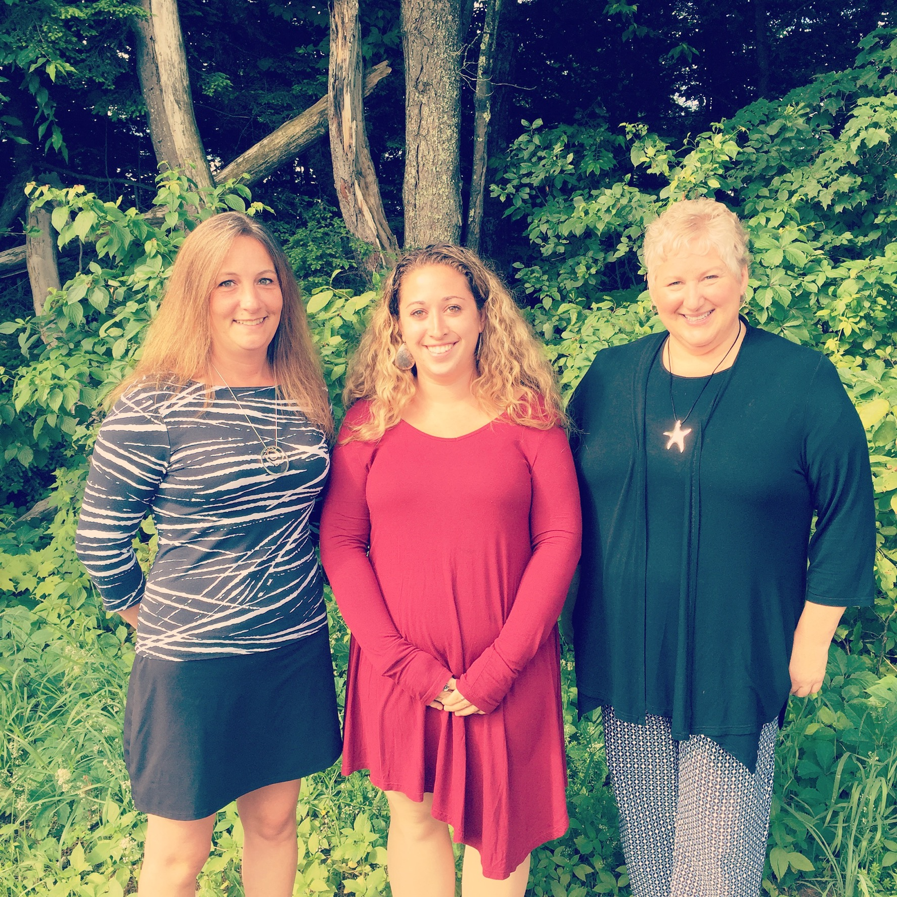 In late June we were proud to announce our new Admin Team! Michelle French as our new Admin Director and Chelsea Miller and Andrea Mayo as our new Admin Coordinators! (Left to Right)