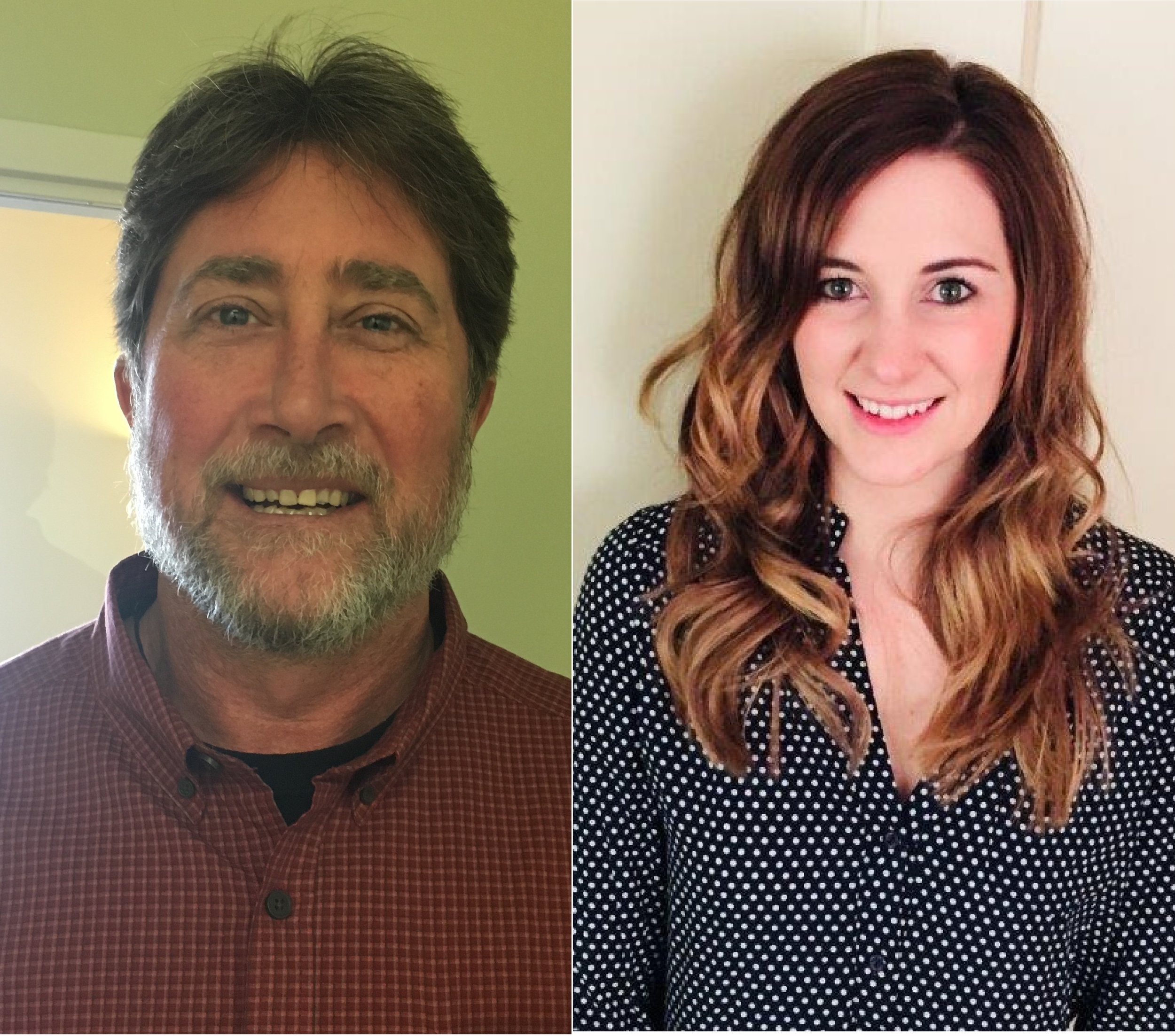 In April we welcomed 2 new board members: Steve Peterson and Heidi Young!