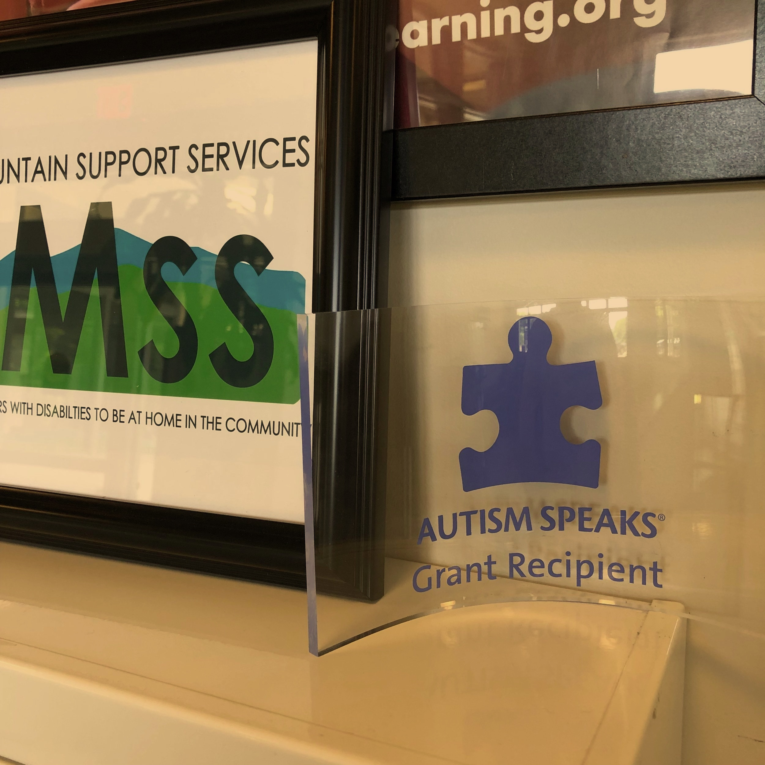 GMSS Awarded a grant from Autism Speaks