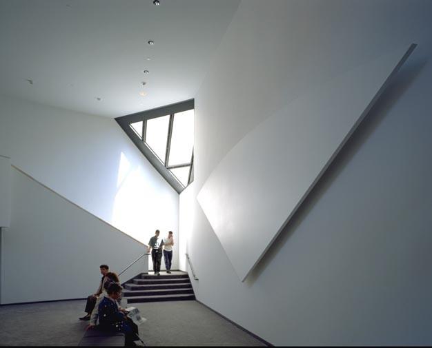 Daylit Stairway Respite Space