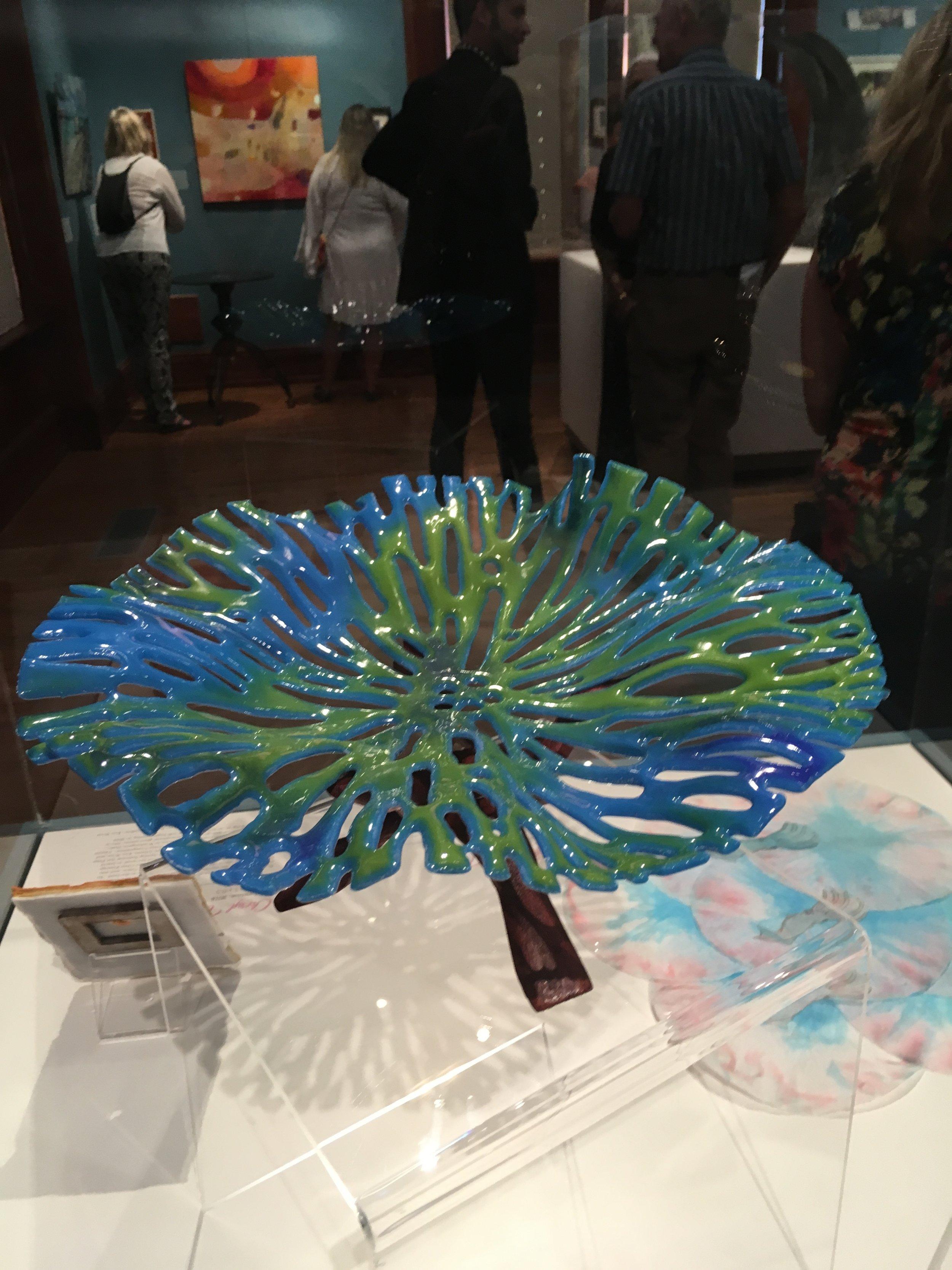 The Coral Beneath, Paula Cooper