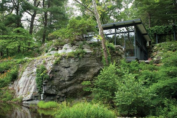Manitoga - The home of design in nature that is different every time you visit