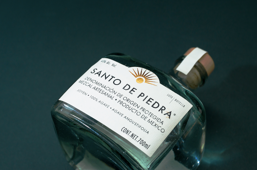 Santo de Piedra - A mezcal devoted