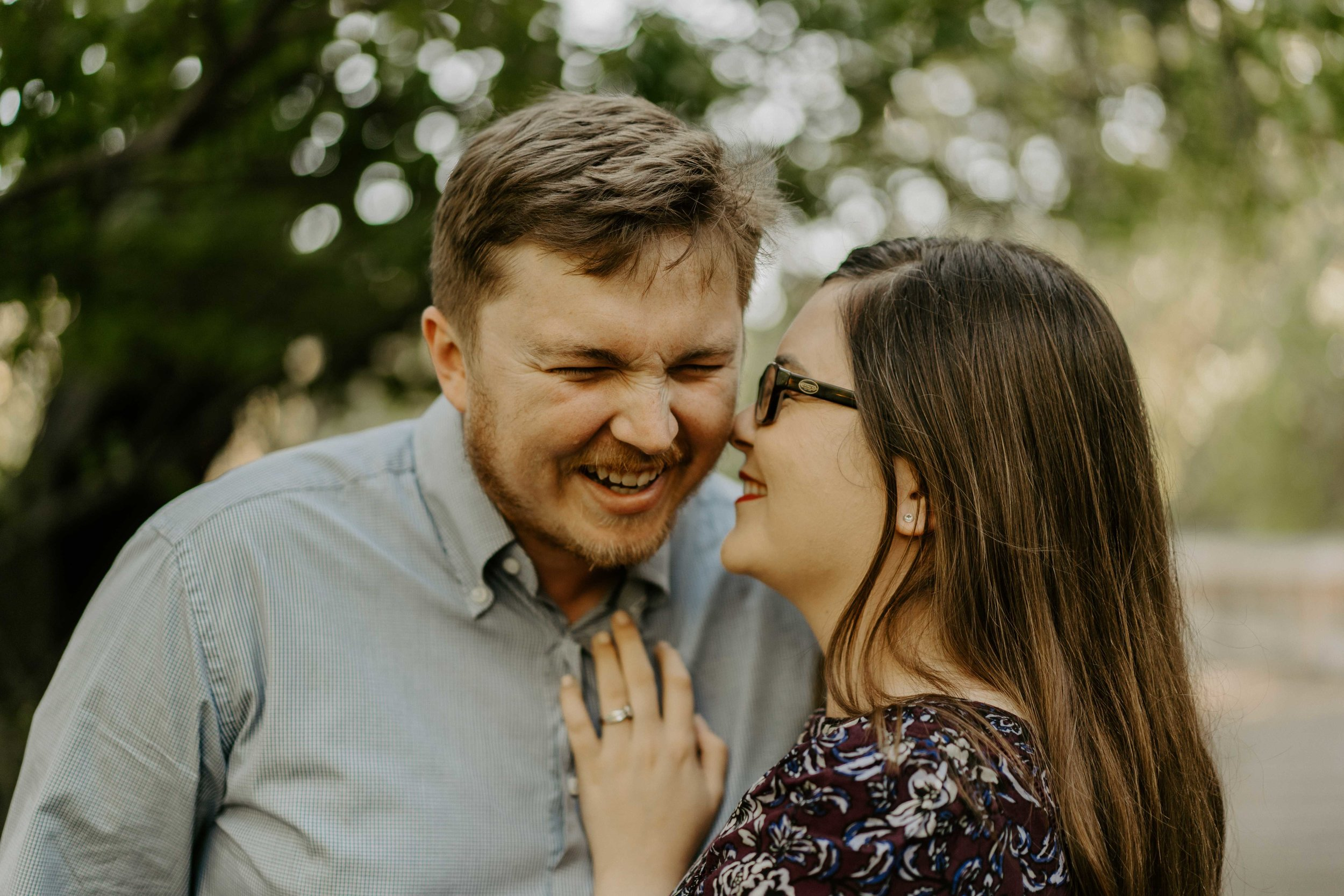 Mary & Josh  Engagement