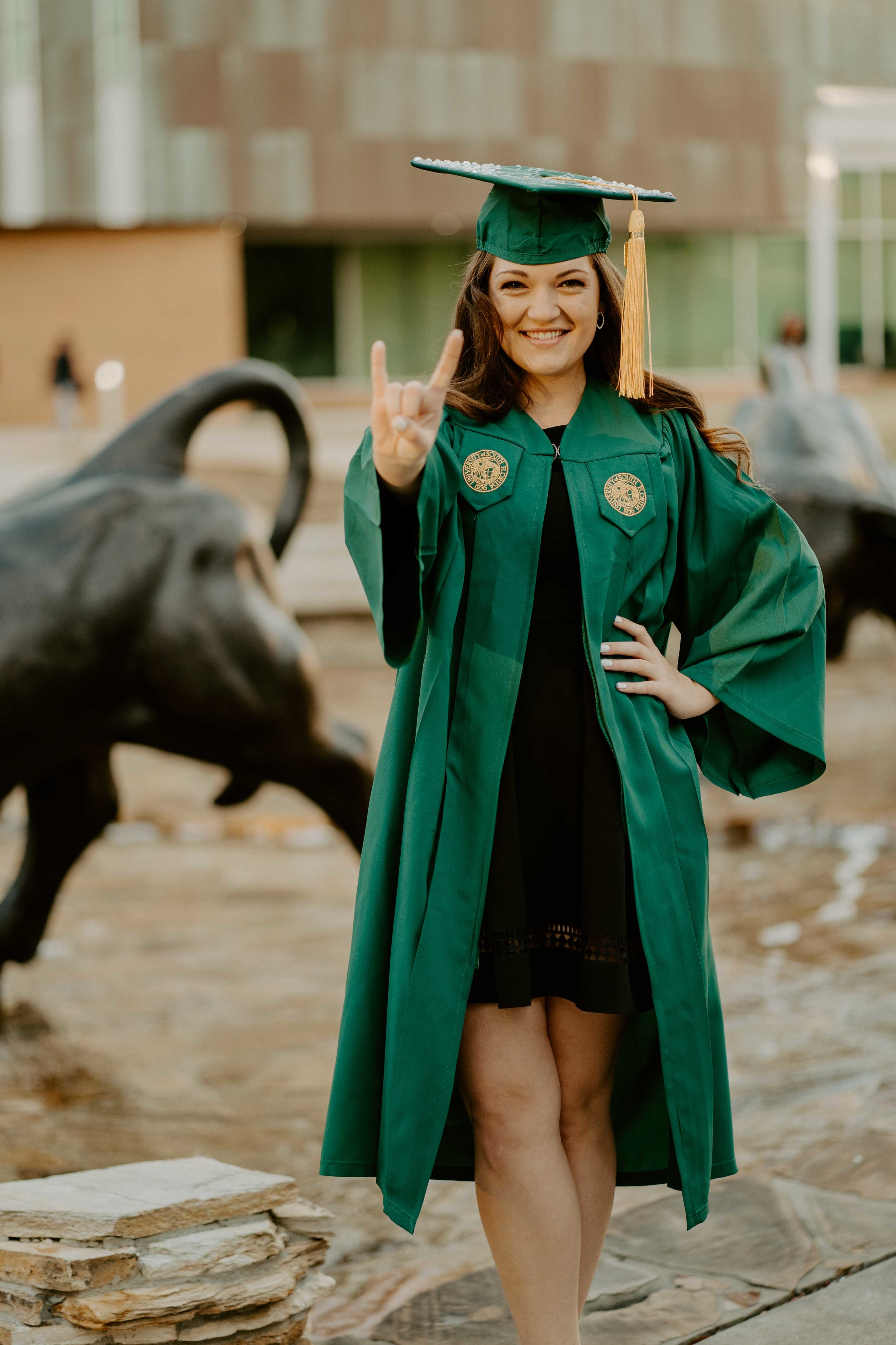 Makayla  Graduation