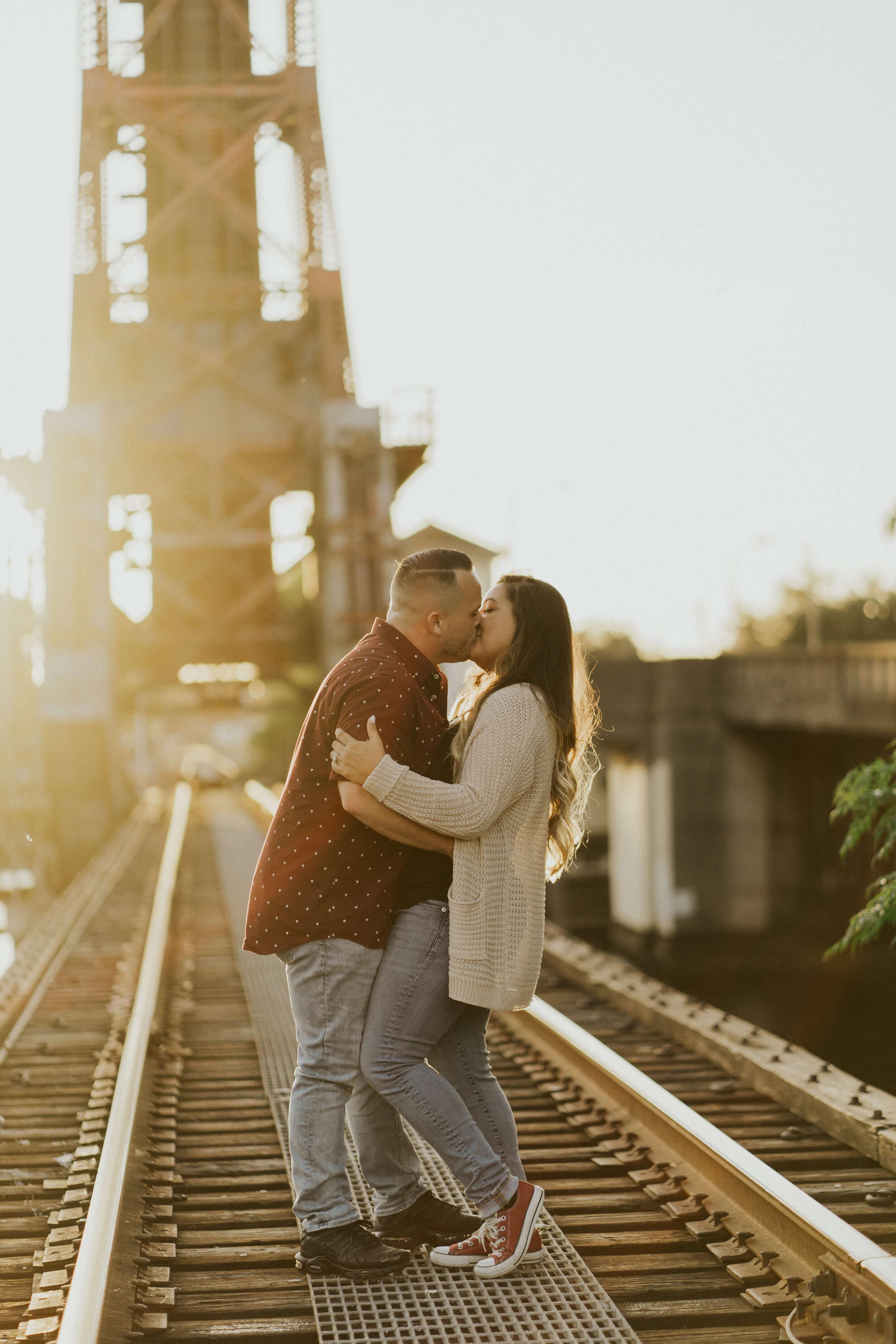 Ashley & Mike  Engagement
