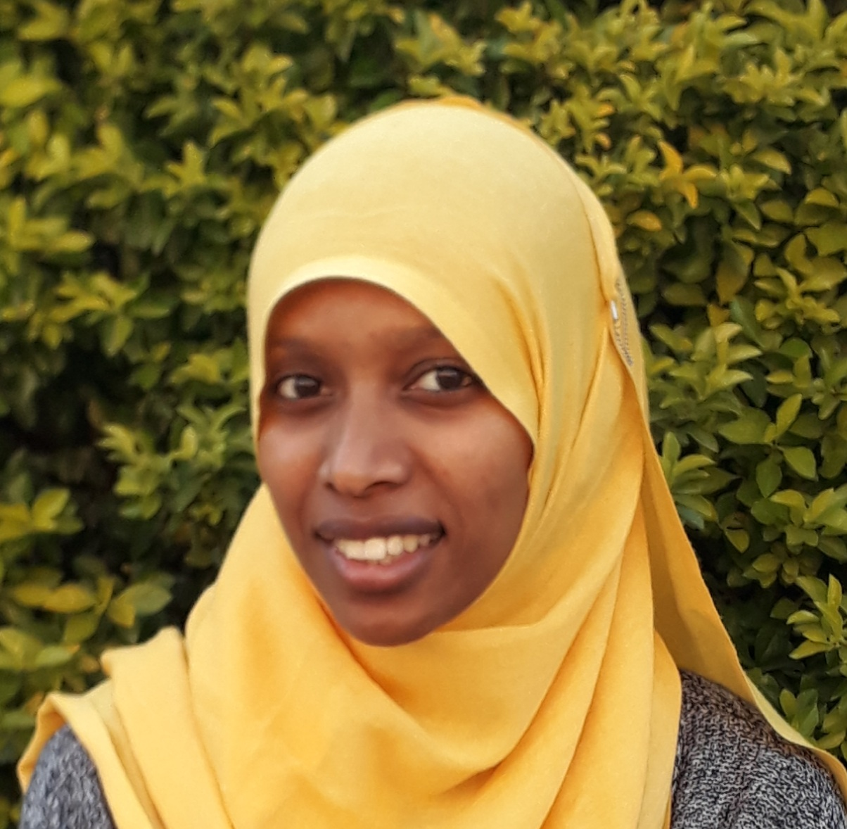 Monaasha Adan Mohammud, Marketing Assistant