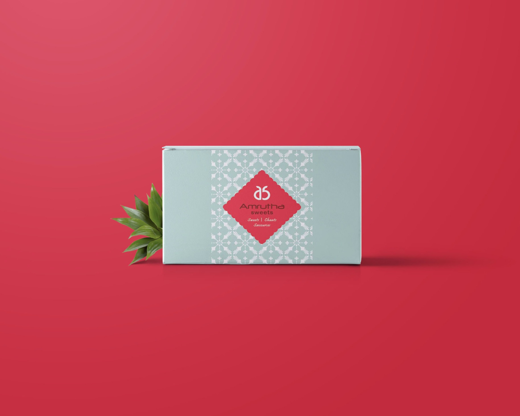Amrutha+Sweets+Standard+Package+Design