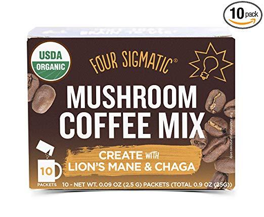 Mushroom Coffee Mix - Four Sigmatic