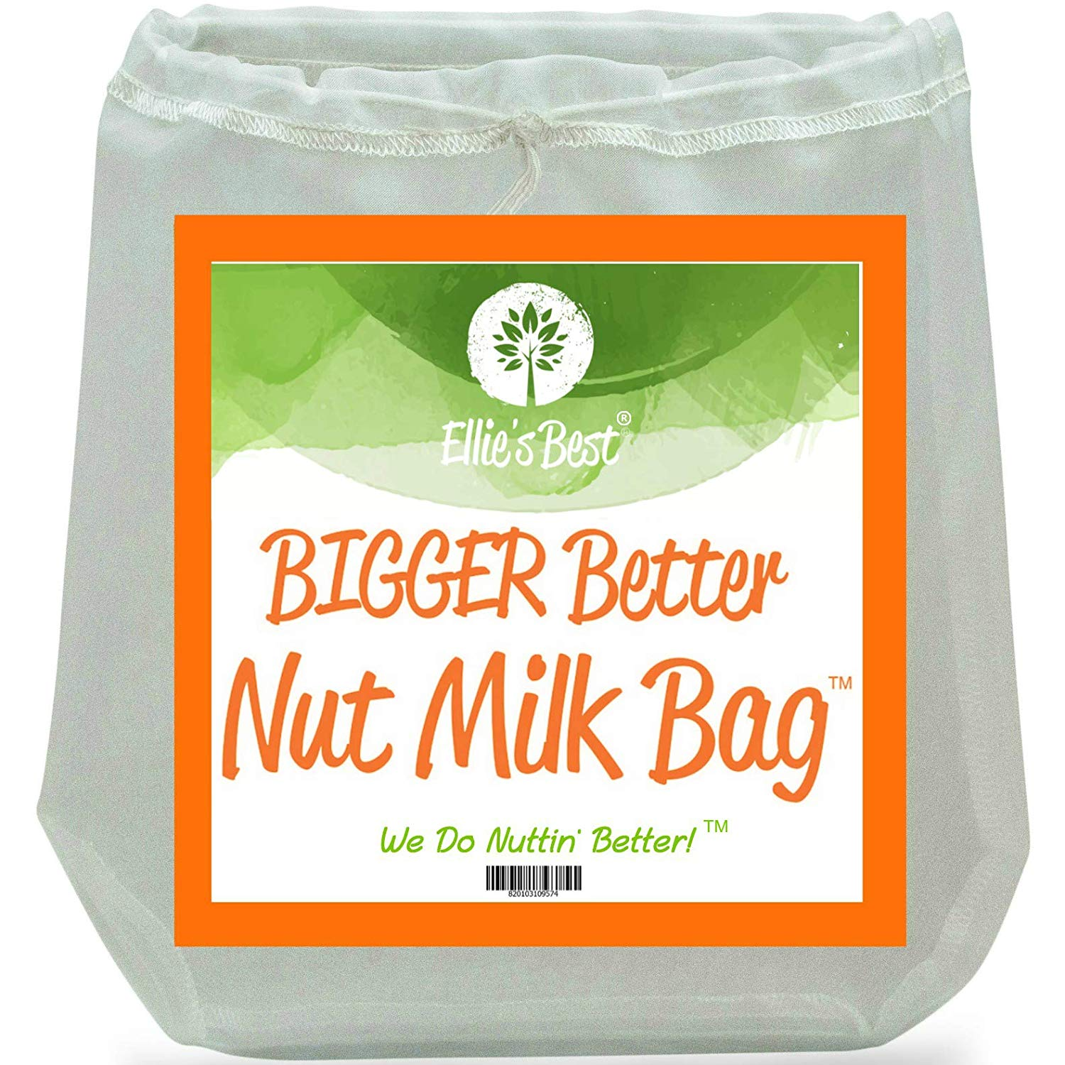 Ellie's Bigger Better Nut Milk Bag