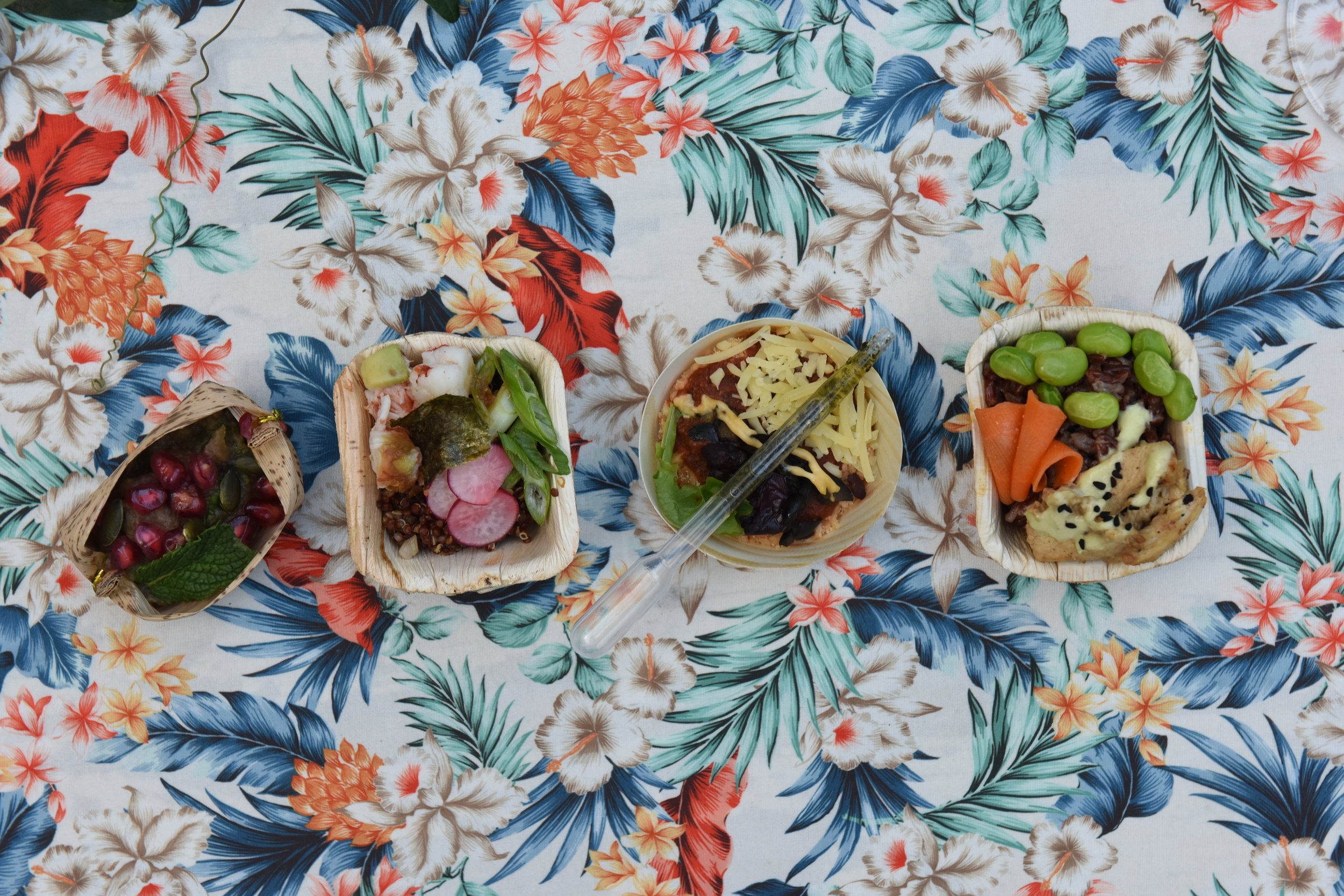 CRAFT FOOD & CATERING  BARCELONA