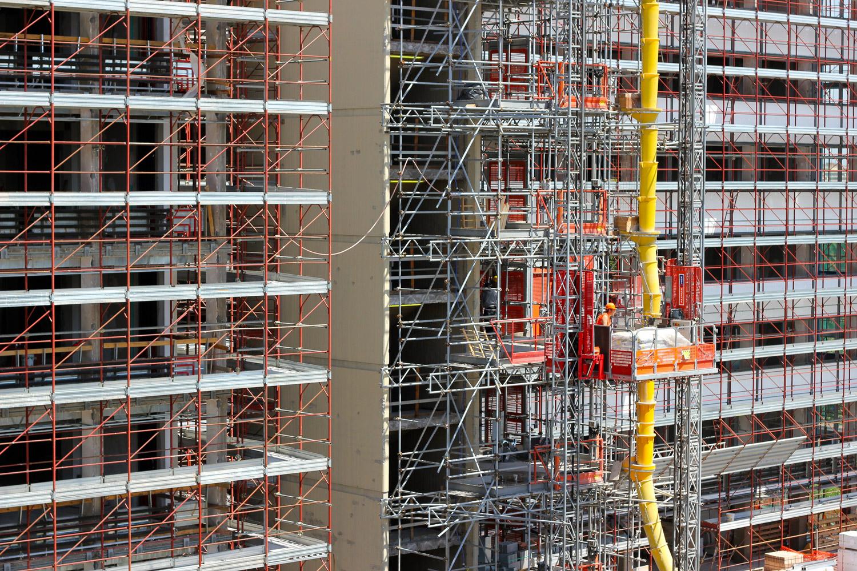 Construction. Courtesy  Eric Haglund