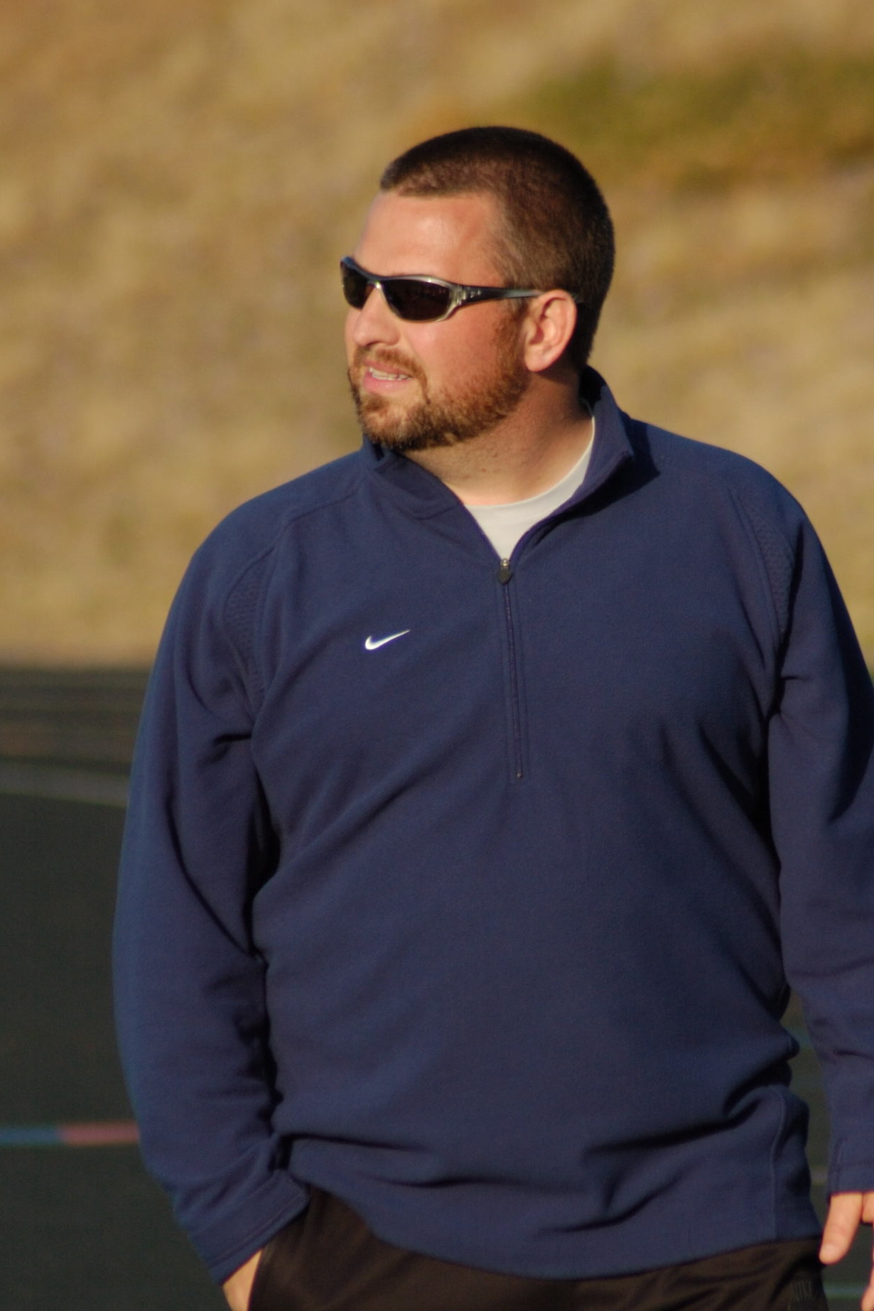 Ric Wallace<br>Boys Head Coach