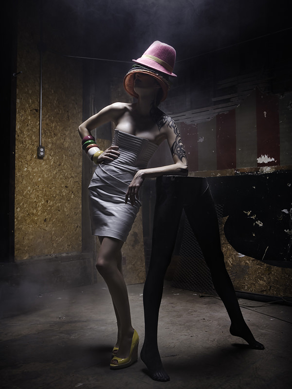 OBSCURE THEATER - FINE ART FASHION PHOTOGRAPHY