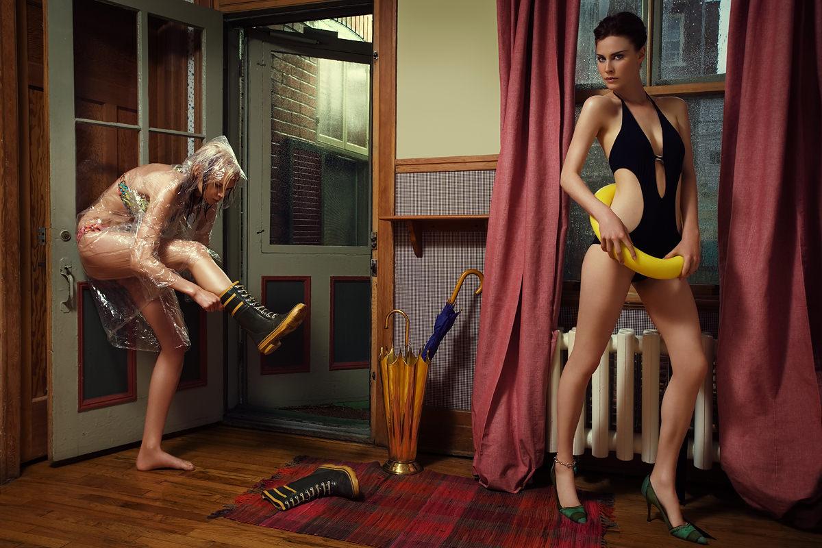 LE PETIT LION - FINE ART FASHION PHOTOGRAPHY
